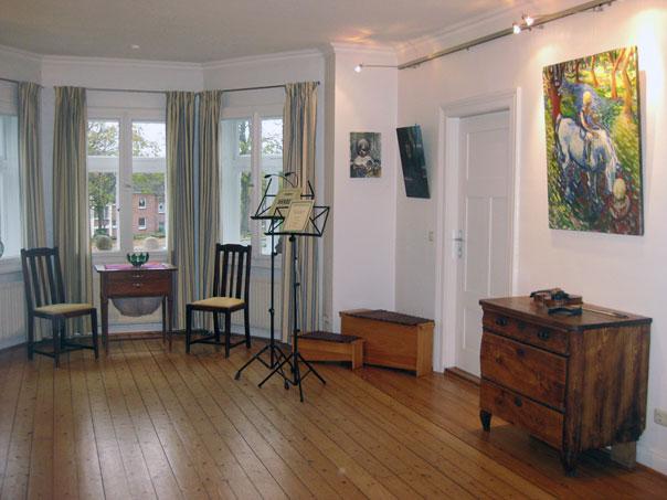 Musikzimmer nachher